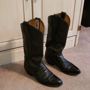 Genuine Tony Lama Womens Cowboy Boots
